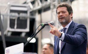 Chega anuncia proposta para redução de vereadores e deputados municipais