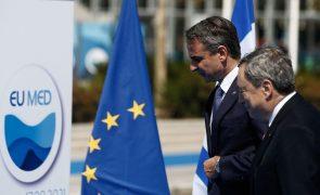 Países mediterrânicos da UE analisam em Atenas alterações climáticas e crise migratória