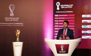 Futebol português contra Campeonato do Mundo de dois em dois anos