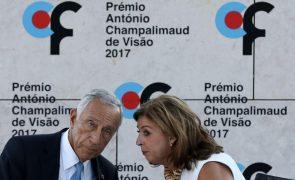 Marcelo critica misoginia em Portugal e considera que Leonor Beleza podia ter sido Presidente