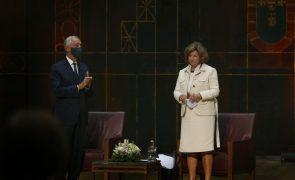 Leonor Beleza 'honoris causa' pela Universidade de Lisboa recorda percurso de vida e feminismo