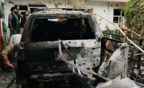 Afeganistão: EUA reconhecem
