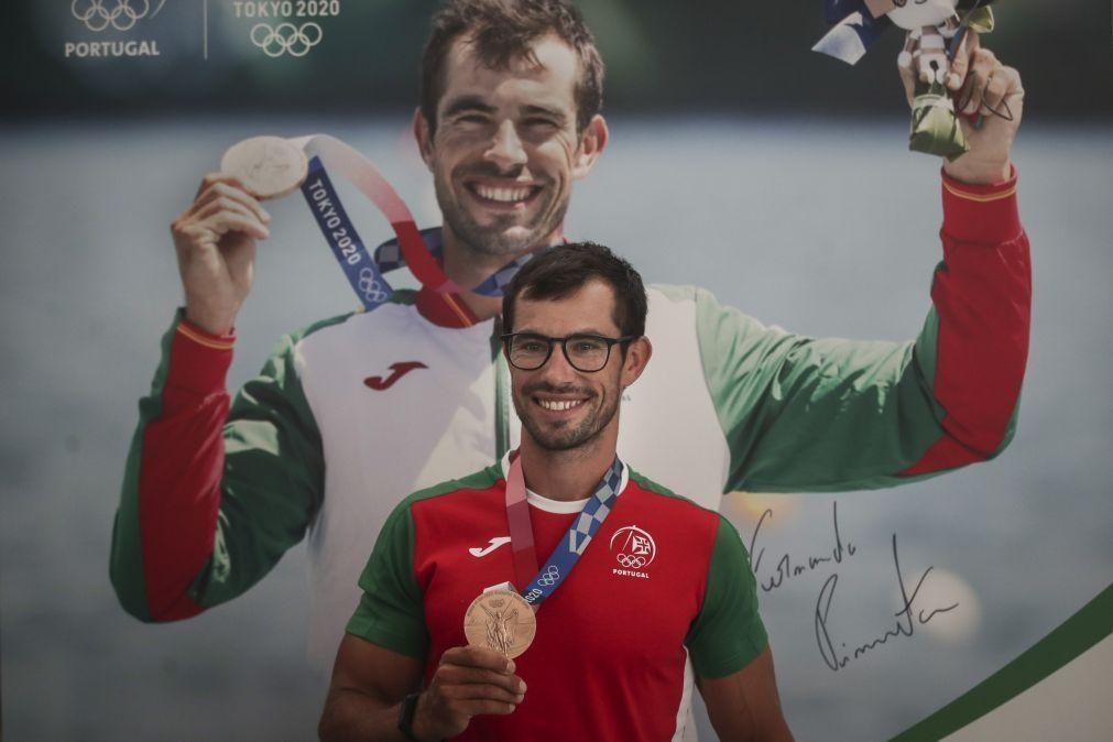 Fernando Pimenta sagra-se campeão do mundo de K1 1.000 metros