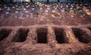 Covid-19: África com mais 389 mortes e recuperados a serem o triplo dos novos casos