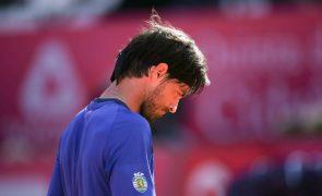 Taça Davis: Gastão Elias perde com Marius Copil e Portugal está empatado na Roménia