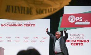 Autárquicas: António Costa promete que os municípios terão mais mil milhões de euros
