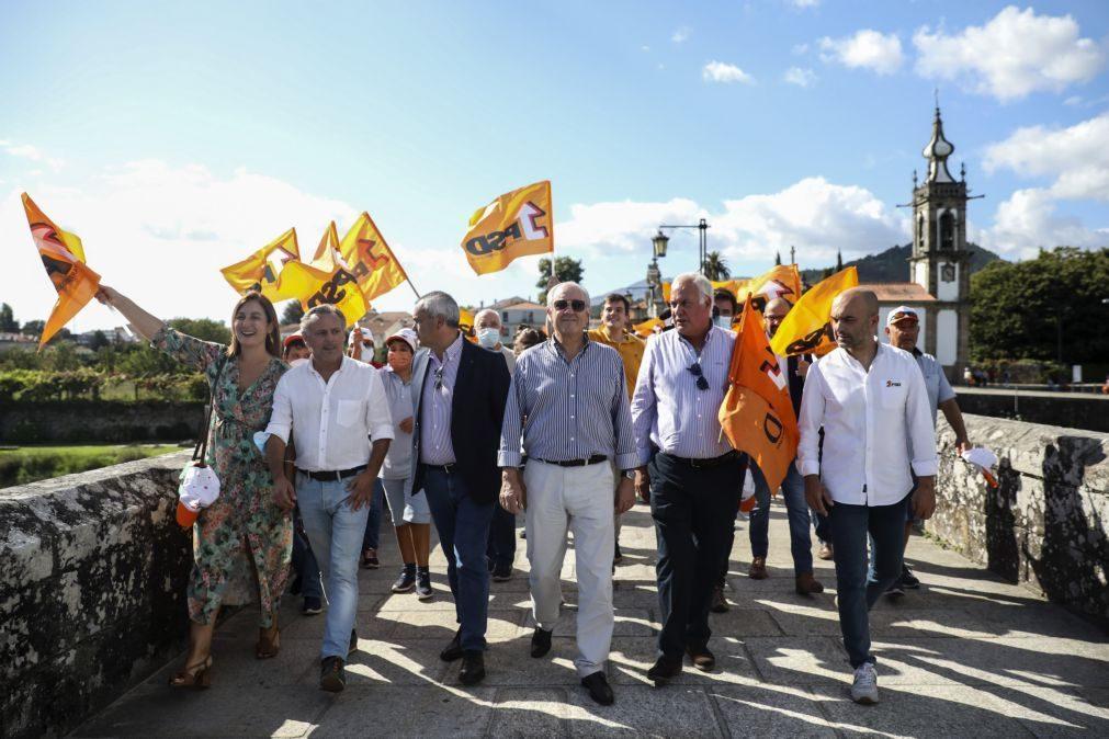 Autárquicas: Rio diz ao Governo para aprender com