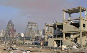 Apreendidas 20 toneladas da substância que causou explosão no porto de Beirute