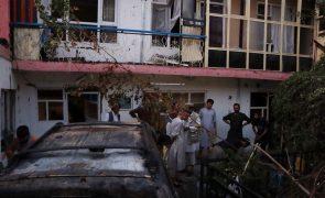 Afeganistão: Familiares consideram