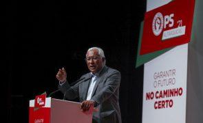 Autárquicas: Costa critica PSD e CDS por terem dito a Bruxelas que Portugal