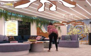 Big Brother Erro na emissão! TVI Reality mostra elementos da produção dentro da casa