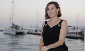 Maria João Abreu homenageada em Lisboa na presença de família e amigos