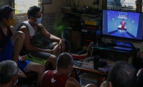 Estrela do boxe nas Filipinas anuncia candiatura às presidenciais de 2022