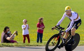 Tony Martin despede-se do ciclismo depois dos 'cronos' dos Mundiais da Flandres