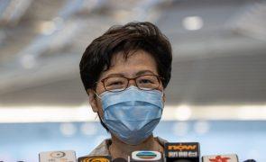Hong Kong elege novo comité eleitoral