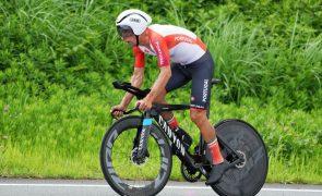 Ciclismo/Mundiais: Nelson Oliveira queria o 'top 10', Rafael Reis deu