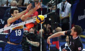 Itália campeã europeia de voleibol pela sétima vez ao bater Eslovénia
