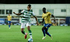 Sporting vence no Estoril e Ajax esmaga o Cambuur por 9-0 no campeonato