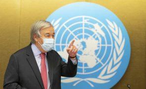 Guterres considera que confronto entre EUA e China é
