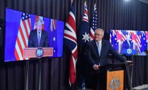 Nova aliança dos EUA na Ásia-Pacífico pode levar a