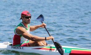 Fernando Pimenta quer poder lutar por duas medalhas em Paris2024