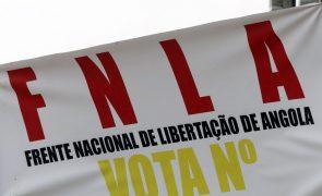 Nimi a Simbi à frente dos resultados à presidência do partido histórico angolano FNLA