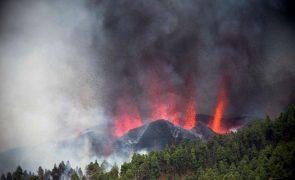 Acompanhe em direto a erupção do vulcão nas Canárias [vídeo]