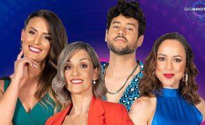 Big Brother. Eis os quatro concorrentes nomeados esta semana