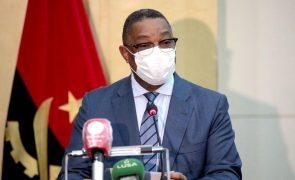 Governo angolano preocupado com aumento de homicídios com armas de fogo