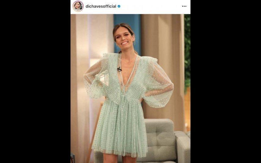 Diana Chaves 6 looks da apresentadora que são perfeitos para usar num casamento