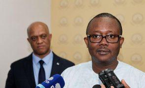 PR guineensepromete abordar na ONU levantamento de sanções aos militares do país