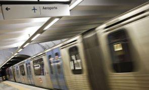 PRR: Assinados contratos de 554 ME para Metro de Lisboa prolongar linha vermelha e expandir até Loures