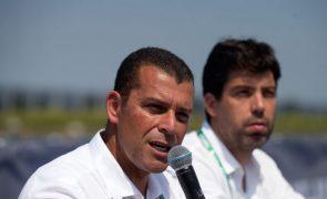 Vítor Félix vai recandidatar-se à presidência da federação de canoagem