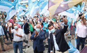 Autárquicas: Costa critica