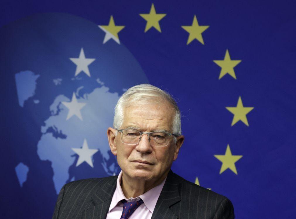 União Europeia demonstra