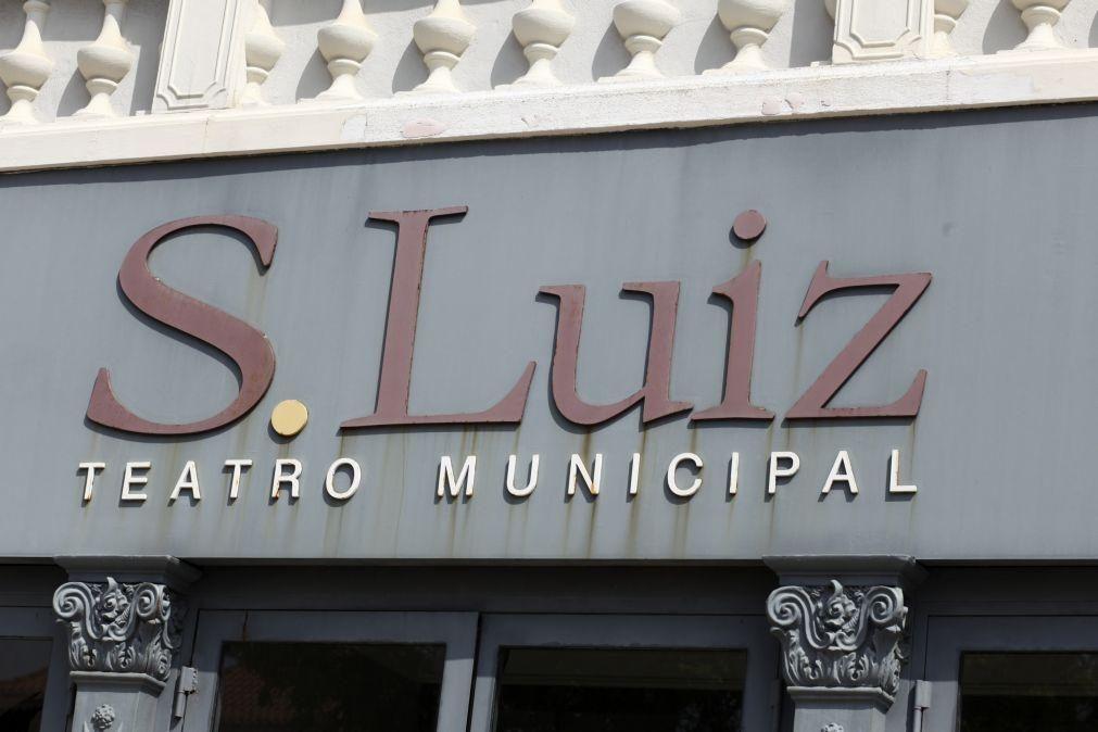 Teatro S. Luiz estreia espetáculo que também é instalação plástica de Cristina Carvalhal