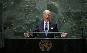 ONU: Biden assegura que Estados Unidos