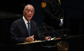 Marcelo defende vacinas como bem público e condena isolacionismo, populismo e xenofobia