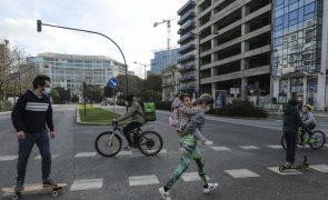 Covid-19: Qualidade do ar na Europa melhorou mas riscos mantêm-se