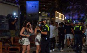 Covid-19: Espanha regista 2.450 novos casos e 82 mortes nas últimas 24 horas