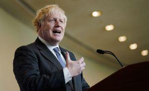 PM britânico elogia nova posição dos EUA sobre o clima
