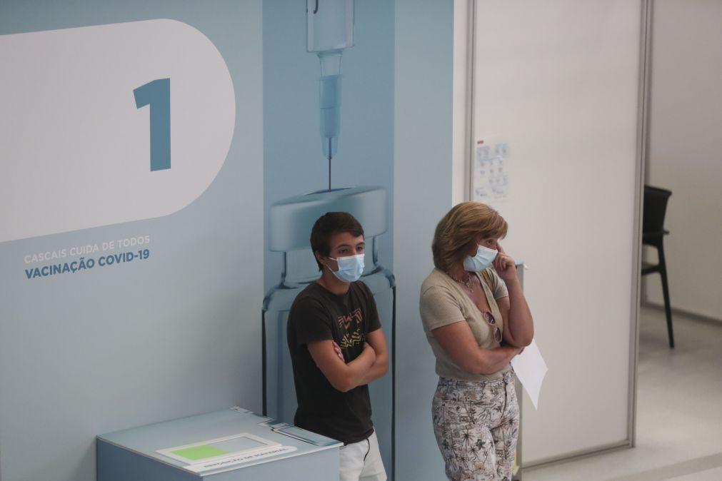 Covid-19: Portugal a dois pontos de atingir 85% da vacinação completa