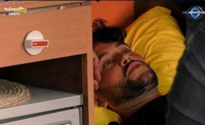 Paixão secreta no Big Brother. Bruno revela estar apaixonado por outro concorrente