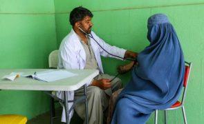ONU disponibiliza 38,5 milhões de euros para apoiar sistema de saúde no Afeganistão