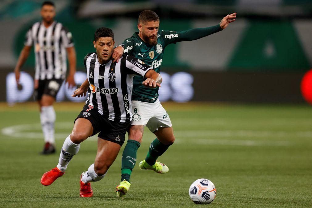 Palmeiras, de Abel Ferreira, empata com Atlético Mineiro nas 'meias' da Libertadores