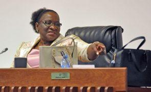 MNE moçambicana mantém encontro com presidente da 76.ª Assembleia Geral das Nações Unidas
