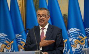 Alemanha propõe o etíope Tedros para um segundo mandato na OMS