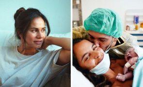 Cláudia Vieira garante que mensagem para Pedro Teixeira e Sara Matos foi