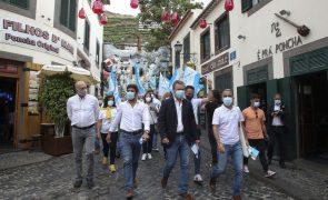 Autárquicas: Arruadas e três idas a Oliveira do Hospital preencheram campanha do CDS