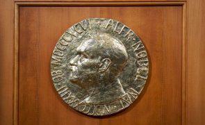Prémios Nobel de ciência e literatura vão ser atribuídos nos países dos laureados